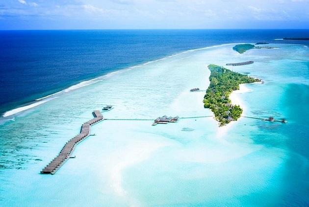 جزیره جنوبی آری آتول مالدیو South Ari Atoll, Maldives