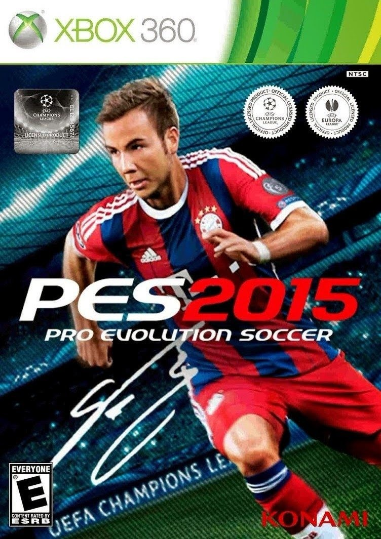 دانلود بازی Pro Evolution Soccer 2015 برای Xbox 360