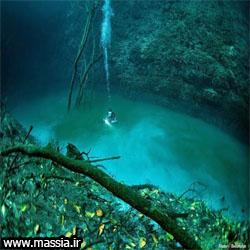 رودخانه های زیر اقیانوس