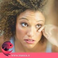 درمان پف زیر چشم و مراقبت از پوست اطراف چشم