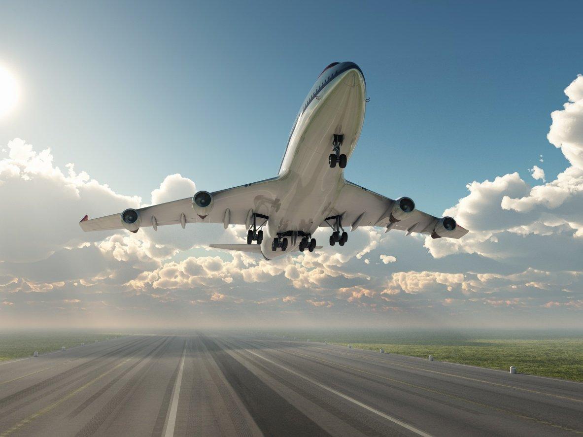 فرآیند خرید بلیط هواپیما