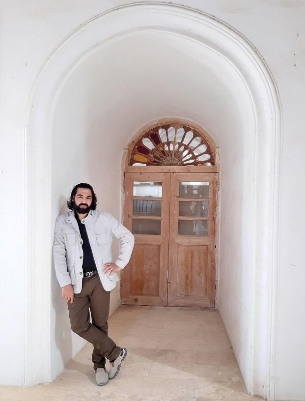 احمد محمود امپراطور اول آبان 1398 خورشیدی باغ جهان نما