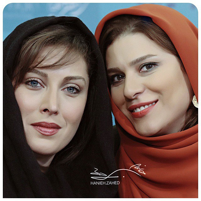 عکس سحر دولتشاهی مهتاب کرامتی