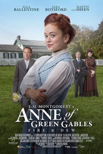 دانلود فیلم Anne of Green Gables Fire and Dew 2017