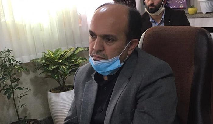 کمال علیپور در شهرداری جویبار