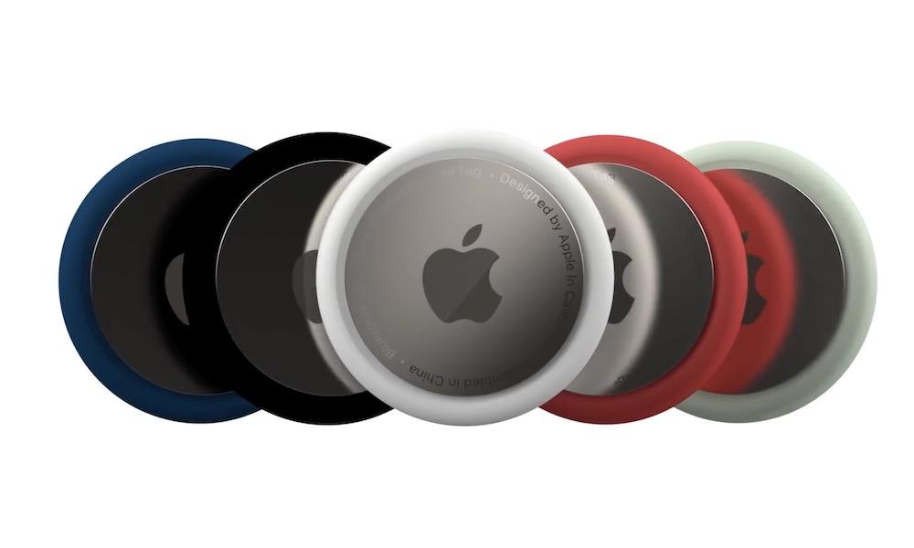 ایرتگ های اپل - apple air tag 2021