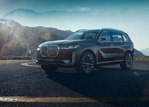 BMW X8  در راه است!