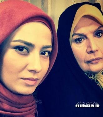 کشف حجاب یک بازیگر زن دیگر سینما