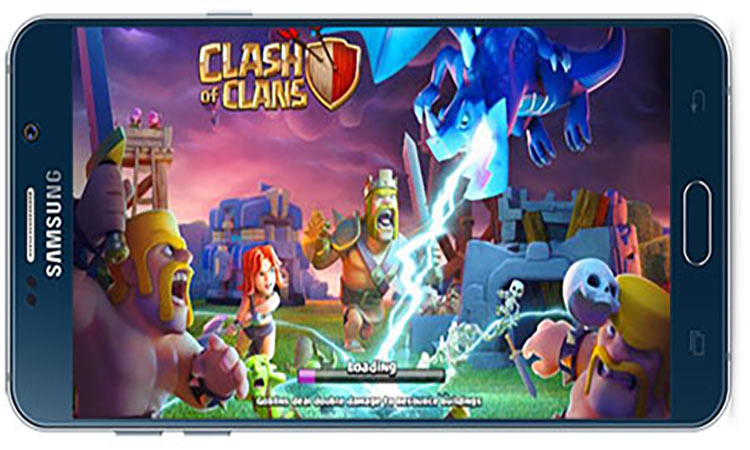 دانلود بازی کلش آف کلنز Clash Of Clans