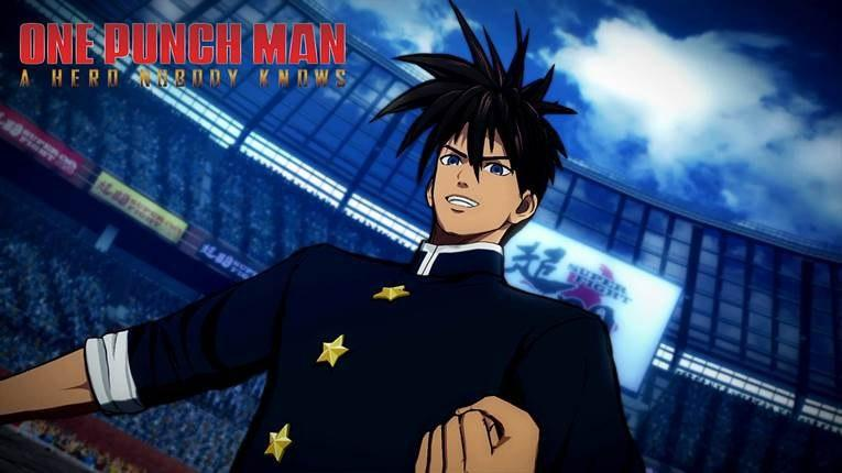 Suiryu امروز به جمع مبارزان ONE PUNCH MAN: A HERO NOBODY KNOWS میپیوندد