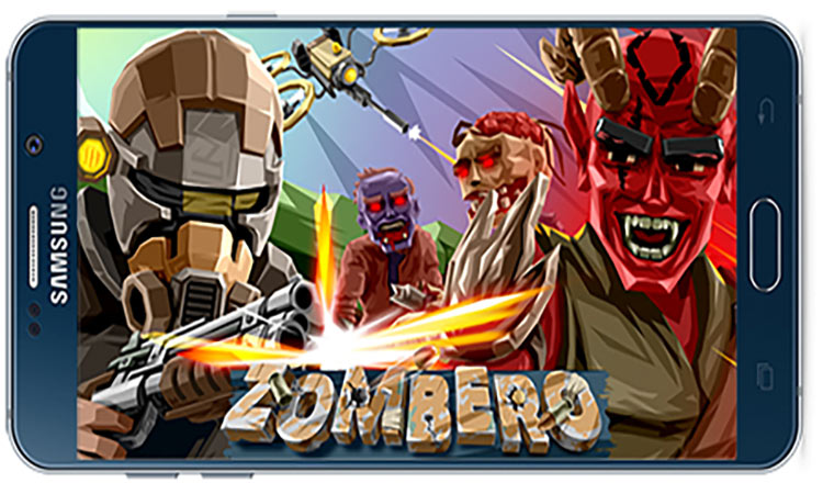 Zombero: Archero Hero Shooter