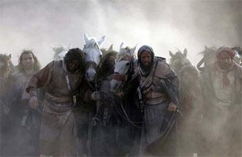 نمایی از فیلم رستاخیز ساخته احمدرضا درویش