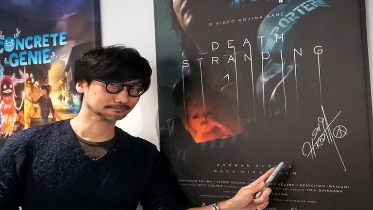 هیدئو کوجیما طراح بازی برتر