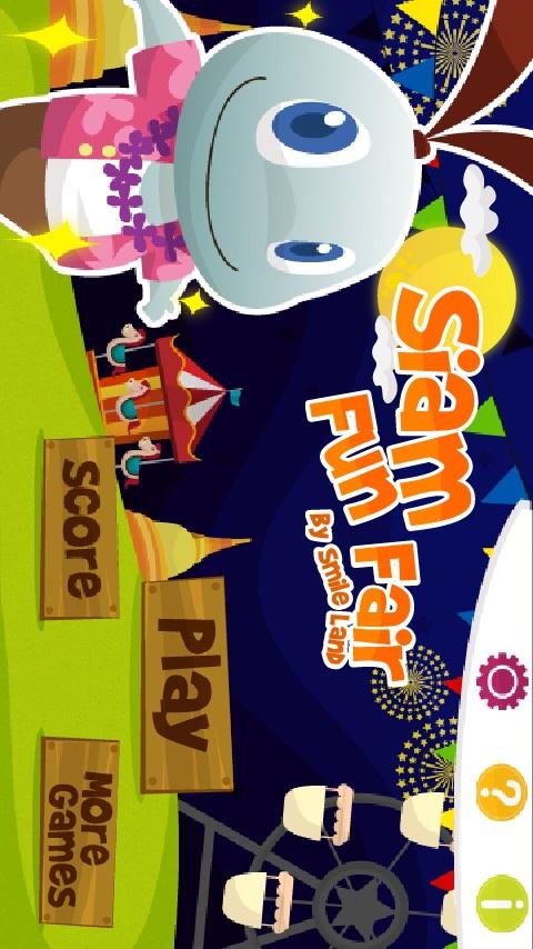 بازی بسیار زیبا و جذاب Siam Fun Fair – سیمبیان ^۳