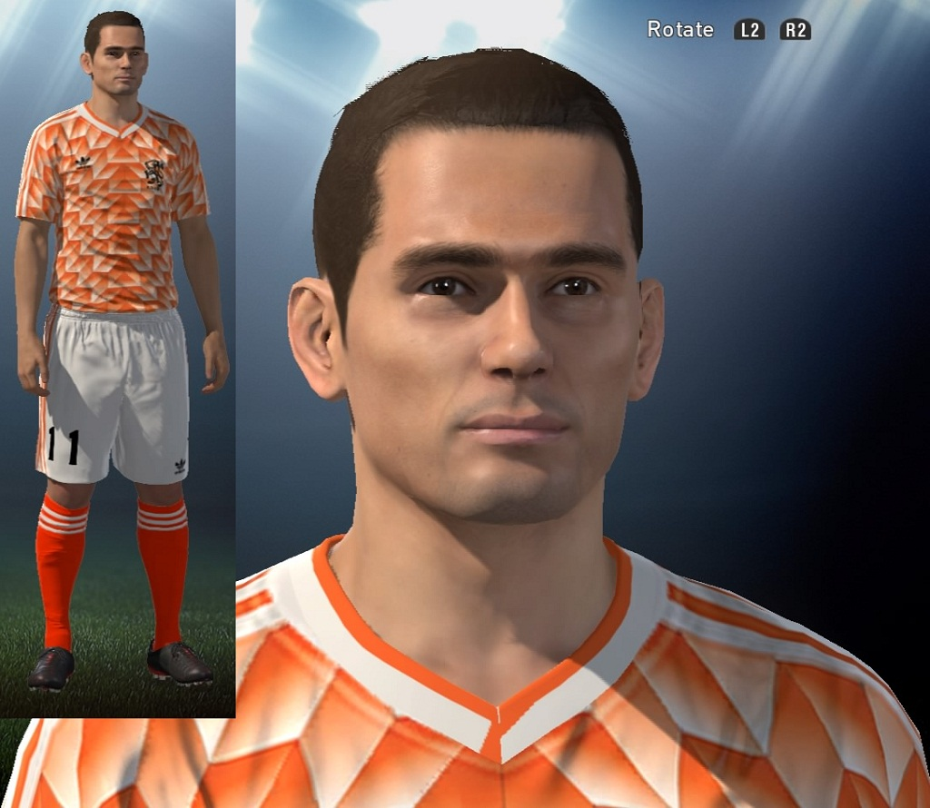 classic faces for PES 2016 (PS4,PS3,XBOX) by aliheidari2520
