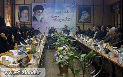 جلسه هماهنگی برنامه های مدارس متوسطه سمپاد شهر تهران برگزار شد