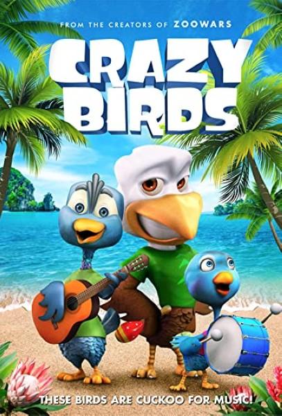 دانلود انیمیشن Crazy Birds 2019