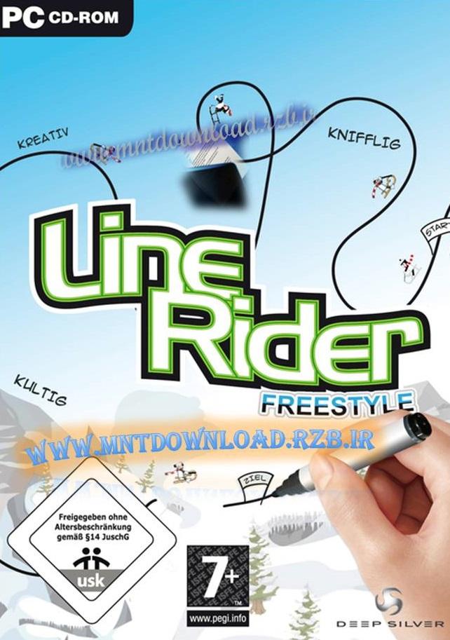 دانلود بازی Line Rider Freestyle برای PC