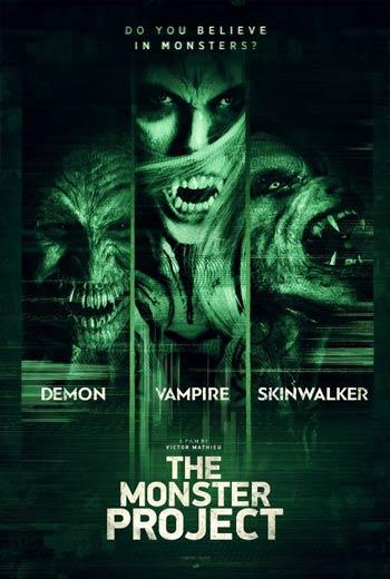 دانلود فیلم The Monster Project 2017
