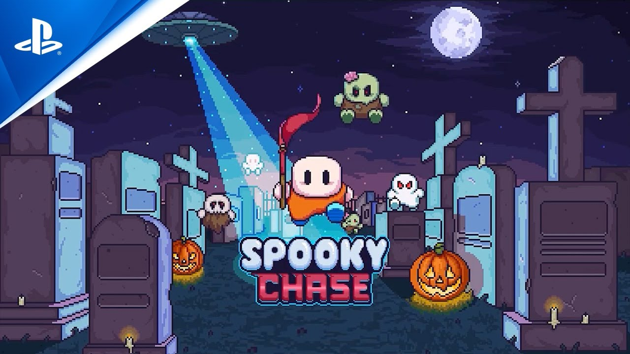 Spooky Chase - Release Date Announcement Trailer