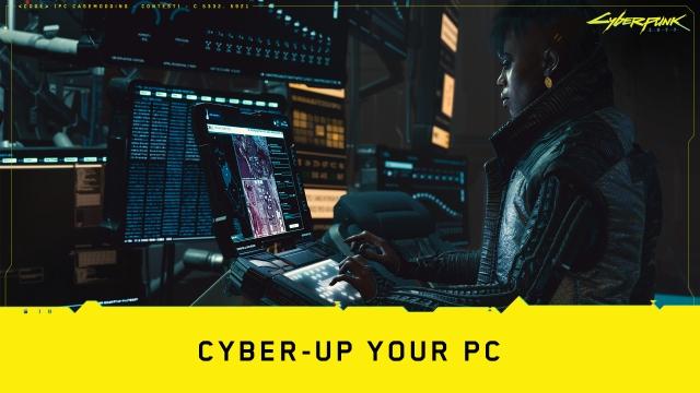 با طرح Cyberpunk 2077 پیسی طراحی کنید، برندهی کارت گرافیک 2080Ti شوید!