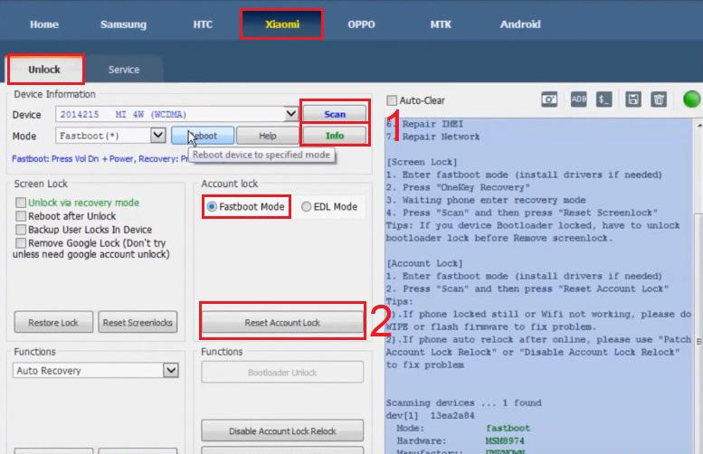 آموزش حذف قفل FRP با دانگل BST برای گوشی های سامسونگ ، شیائومی و Vivo