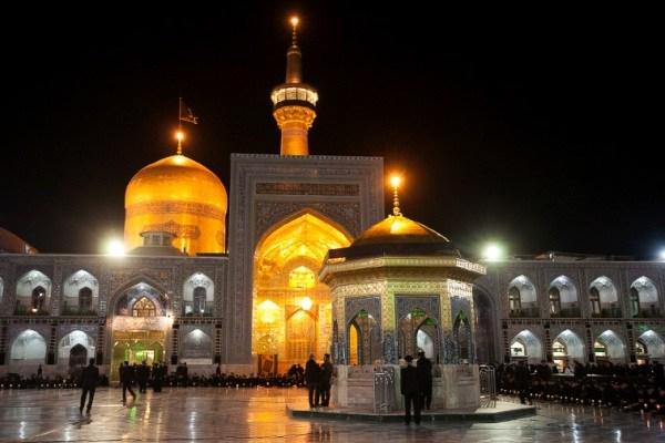 تور مشهد از شیراز