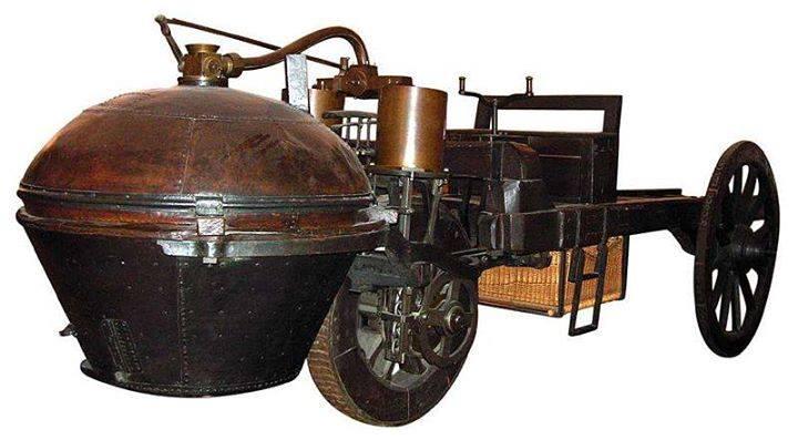 اولین اتومبیل ساخته شده در جهان