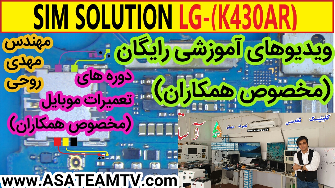 SIM2 SOLUTION K430AR