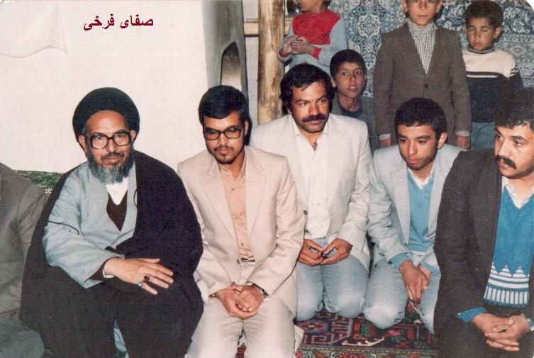 با ستارگان آسمان علم و دانش شهر فرخی (6) حجه الاسلام والمسلمین دکتر سید حسن قاضوی e5ty 911