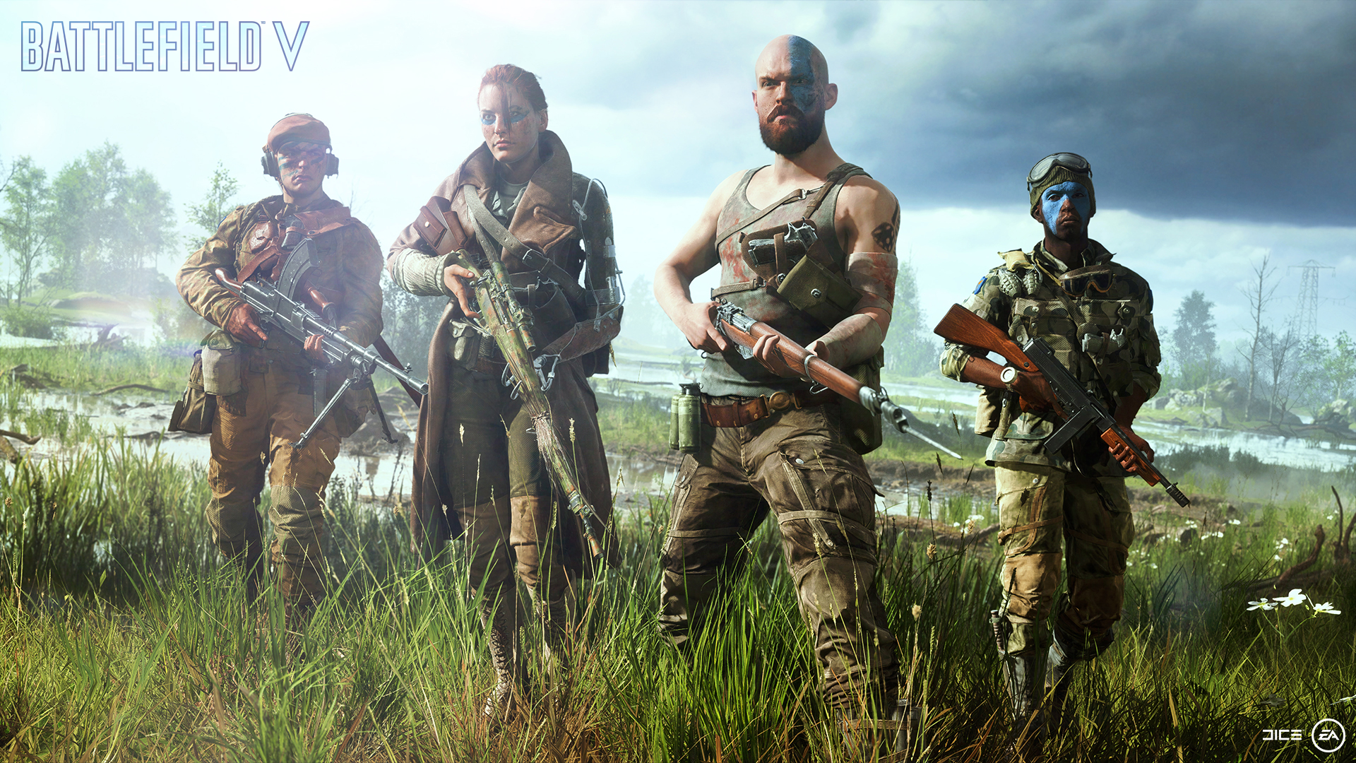 تریلر رسمی بازی Battlefield V