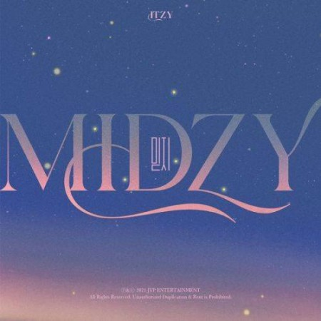 دانلود آهنگ ITZY به نام MIDZY