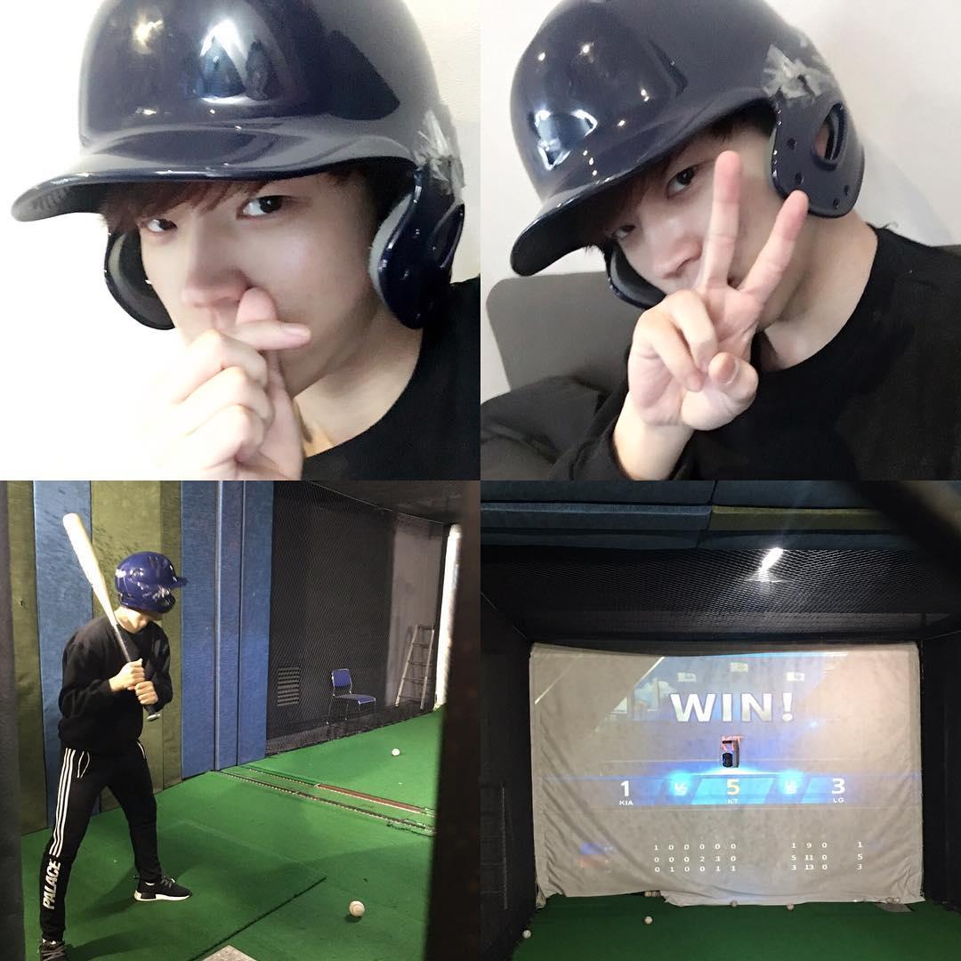 170131 Woohyun instagram update