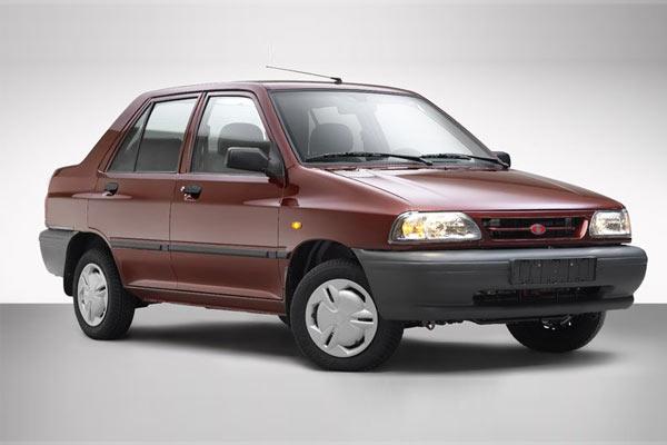 قیمت خودروهای داخلی - 23 فروردین 97