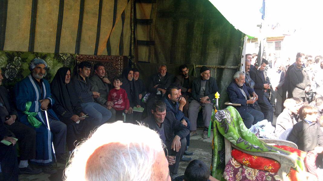 عاشوراي روستاي ارلان