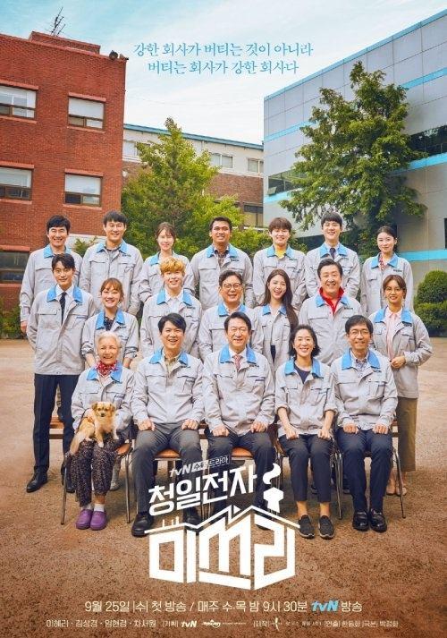 دانلود سریال کره ای خانم لی - Miss Lee 2019 - با زیرنویس فارسی سریال