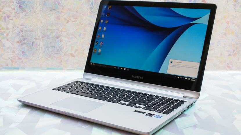 لپ تاپ دانشجویی Samsung Notebook 7 Spin