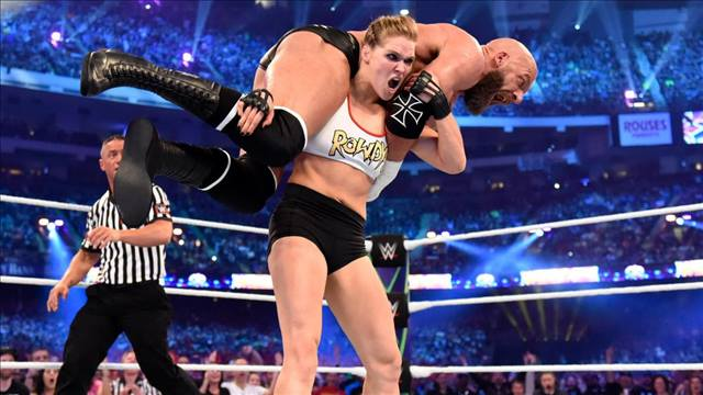 Best Pay-Per-View Matches 2018