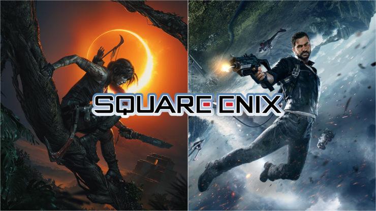 Shadow of The Tomb Raider و Just Cause 4 فروشی ضعیف و پایینتر از حد انتظارات داشتند