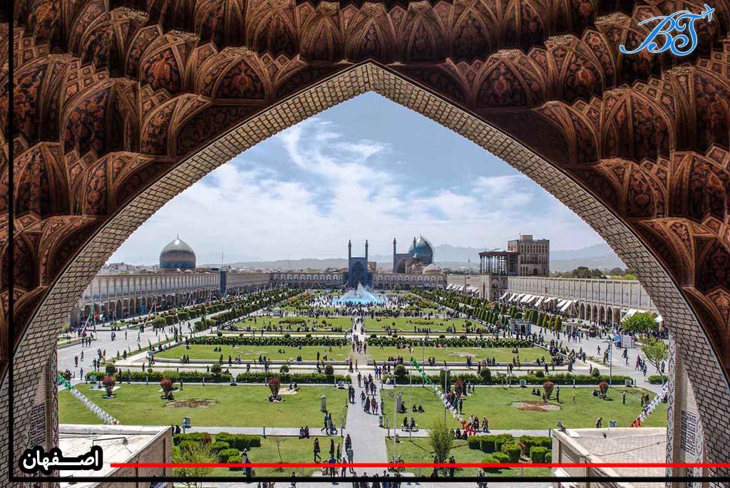 اصفهان-بلیط جت