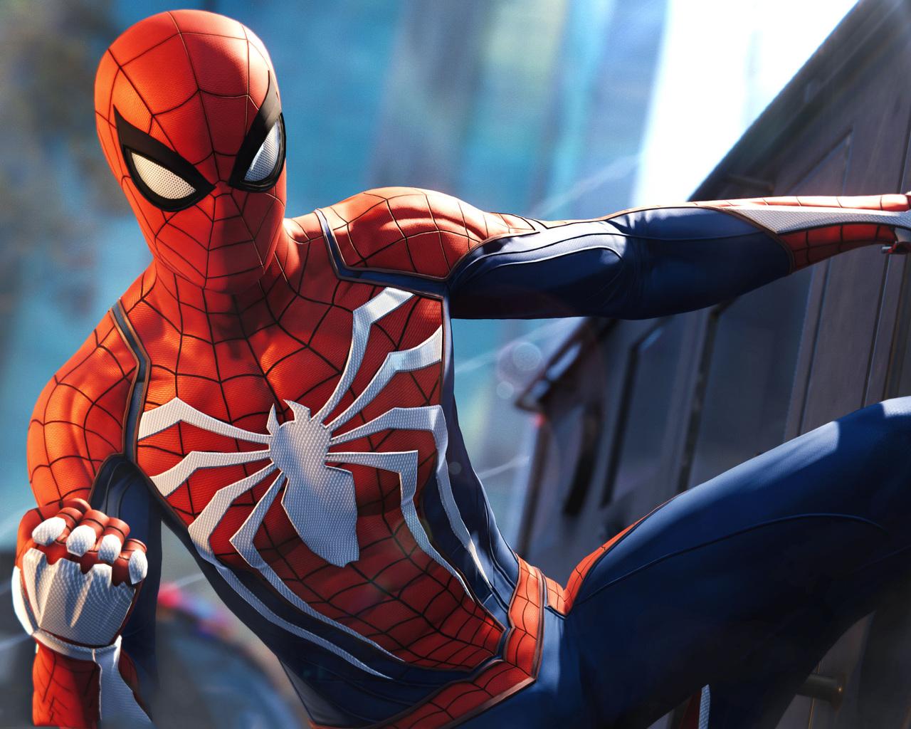 تصاویری از مراحل اولیه ساخت Marvel's Spider-Man منتشر شد