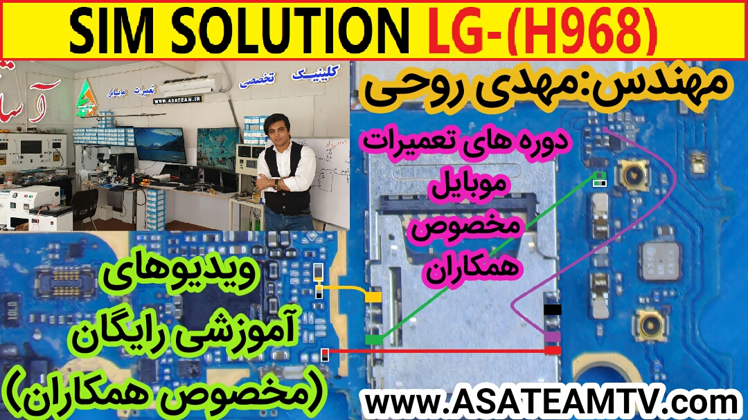 SIM SOLUTION H968