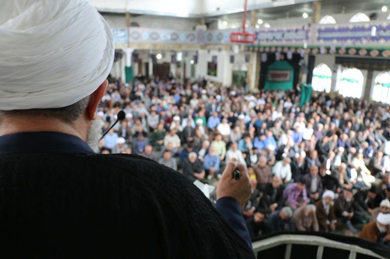 متن خطبه های نماز جمعه 28 مهرماه 1396 قائم شهر - خطیب: ابوالشهیدین آیت الله معلمی