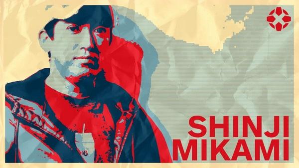 شینجی میکامی