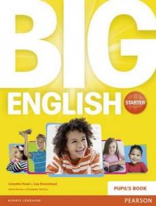 مجموعه آموزش انگلیسی Big English سطح Starter