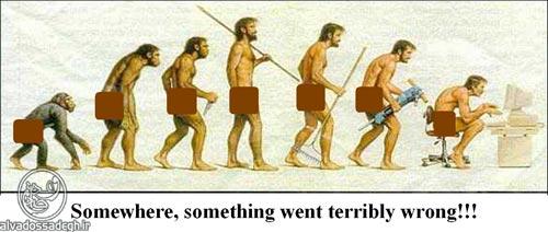 نقد فرضیه تکامل