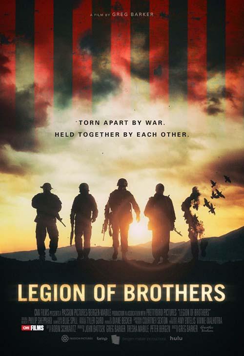 دانلود فیلم Legion of Brothers 2017