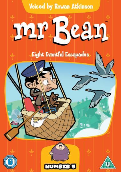 دانلود انیمیشن Mr. Bean The Animated Series