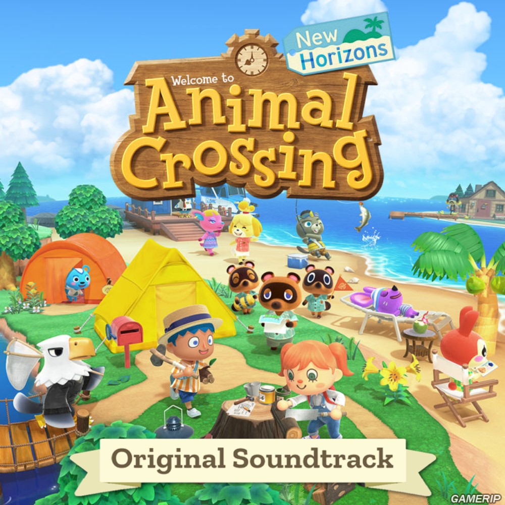 موسیقی بازی Animal Crossing: New Horizons