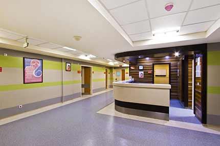 بیمارستان محب کوثر